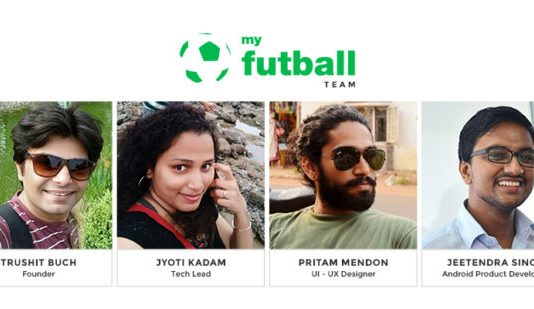 team of myfutball app