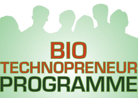 Biotechnopreneur Programme logo