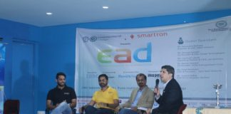 PAN-India Entrepreneurship Awareness Drive 2016, by Entrepreneurship Cell, IIT Kharagpur and Smartron, reaches Pune