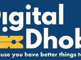 Digital Dhobi Logo