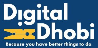 Digital Dhobi Logo