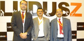 From left to right - ,Mr. Nakul Sharma,Mr. Pronoy Roy,Karunesh Mukherjee