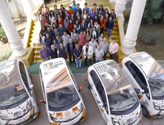 MIT Institute of Design hosted IID's Design Yatra in Pune