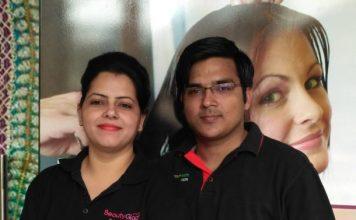 Founders- Kalpana and Vikash Sharma