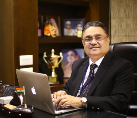 Ashok-Aggrawal-chairman - HPM Chemicals & Fertilisers Ltd