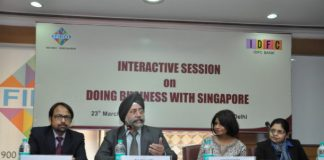 """Federation of Indian Exporter Organization (FIEO) Organized """"Interactive Session With Singapore Counsel"""" on India Singapore Business Perspective"""