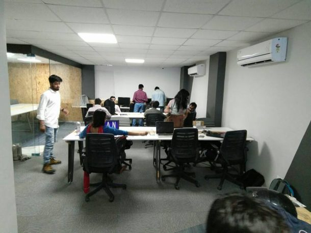 Empowerers Coworking Office