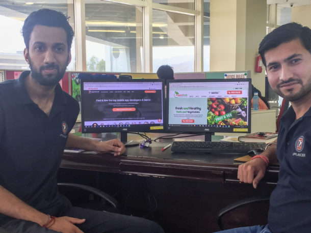 How Applancer is Helping Local Startups Like Organofresh to Go Mobile