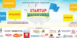 Startup Mahakumbh 2K17 - The Massive Startup Corporate Networking Summit of Central India to Be Organised on 14th May 2017 at Bhopal