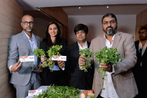 This Hyderabad Based Food Tech Startup is Bridging the Gap Between Contaminated Food and Technology