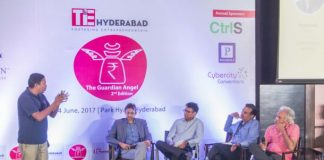 HUG Innovations record Rs 33 Cr at TiE- Hyderabad - The Guardian Angel Live Instant Funding at 100 Cr Valuation