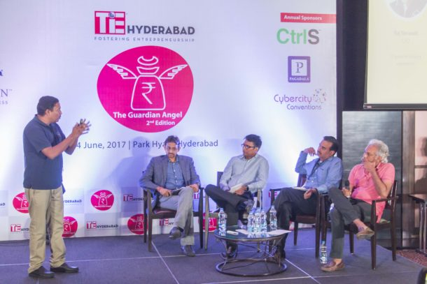 ​​HUG Innovations record Rs 33 Cr at TiE- Hyderabad - The Guardian Angel Live Instant Funding at 100 Cr Valuation​