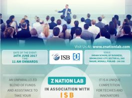 Z Nation Lab to Organise Khoj 2017 on 24th June at Chandigarh