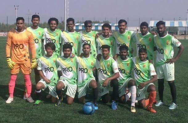 This Bangalore based Startup Supports Grassroots and Infrastructure of Football Players in India