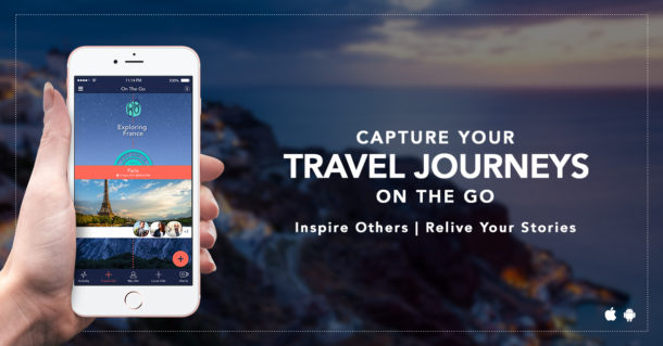 A Mumbai based Startup that Reinvents Capturing Live Travel Experiences