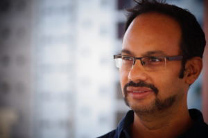 Aravind Ramachandran, Chief Products Officer,Fantain