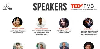Faculty of Management Studies, Delhi to organise 3rd edition of TEDxFMS on 27th August, 2017