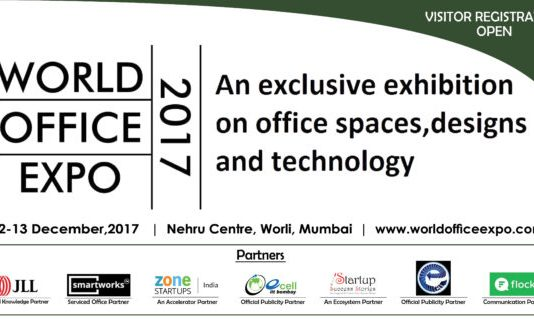 World Office Expo 2017 - An Exclusive Exhibition On Office Spaces, Designs & Technology To Be Organised on 12-13 December, 2017