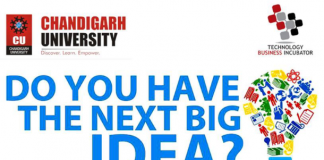 Chandigarh University to Organise a Startup Event EFFECTUS 2017 on 29th September, 2017