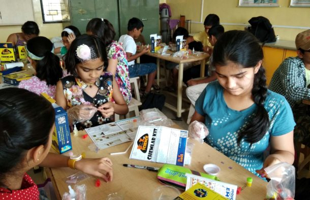 Designing and developing Educational kits and resources