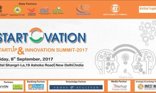 Indian Chamber of Commerce to Organise 2nd Edition Startup & Innovation Summit 'Start-O-Vation' on 8th September, 2017 in New Delhi