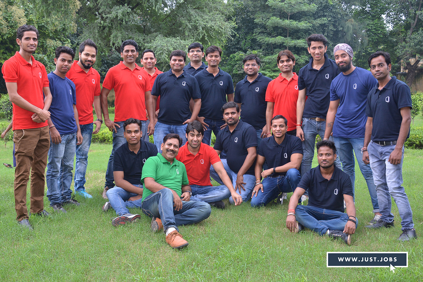 Just Jobs — A Sincere Effort to Organise the Unorganised