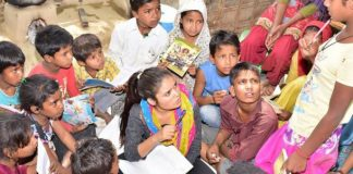Voice of Slum - This initiative Helps Kids of Slums to Pursue Education, to Have a Future and Fulfill Their Dreams