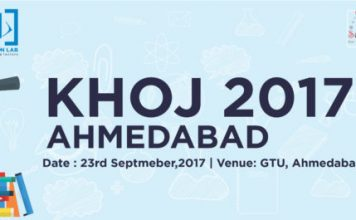 Z Nation Lab to Organise Khoj 2017 on 23rd September, 2017 at GTU, Ahmedabad