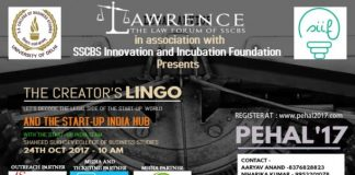 Creator's Legal Lingo to Organise a Seminar for Simplifying Legal and Business-related Matters