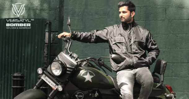 This Revolutionary Indian Brand VERSATYL is a Major Innovation in Jackets!