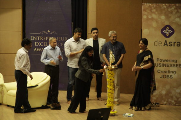deAsra Foundation organises the 'Entrepreneur Excellence Awards for the year 2017'
