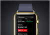 India's first ever voice enabled ​​smart watch app ​available on Apple Watch