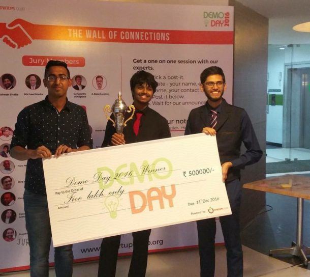 Startups Club Announces Dates for Demo Day 2017