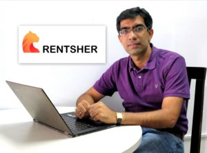Harsh Dhand, Co founder & CEO of RENTSHER