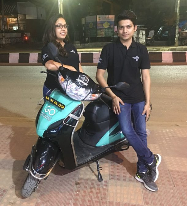 """Wheelstreet Launches """"Go""""- India's First Ever Dockless Commute in the Motorbike Rental Segment"""