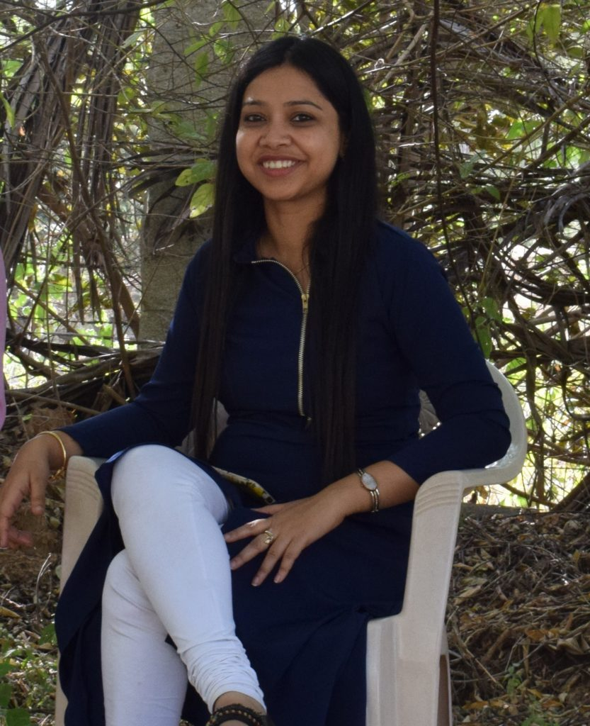 Devleena Neogi,Co Founder and COO, GingerCup
