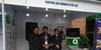 New Perspective on Air Quality at VENTCONF 2018 - Bonphul Displays Oxymax Oxygen Optimizer