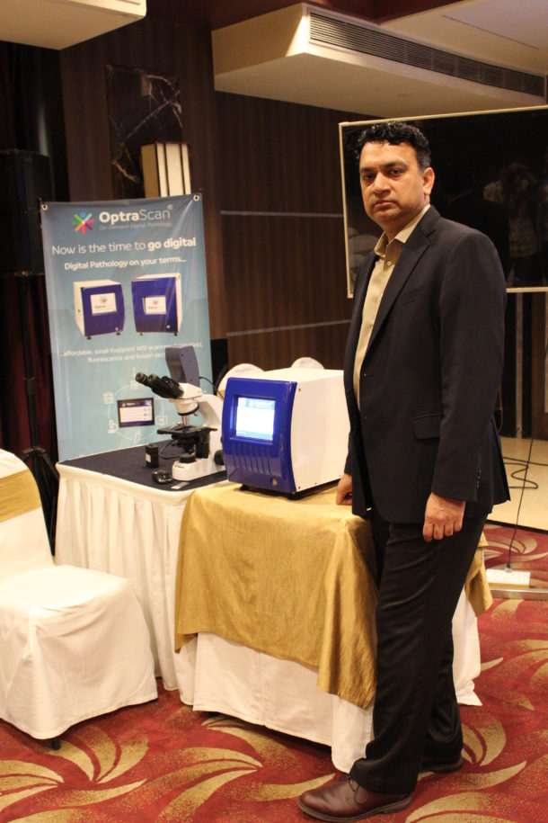 OptraSCAN completes mass validation of futuristic Digital solution to fight Cancer!