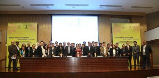 ASEAN India Hackathon and Startup Festival held at Ministry of External Affairs - Delegates from International Countries