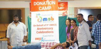 Omics 'Giving Thought Program' helps Thalassemia Blood Transfusion Neediness