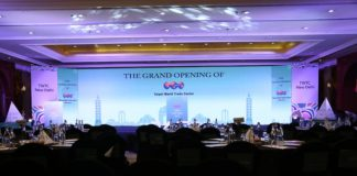 BigArts Events successfully managed the Grand Opening of Taipei World Trade Centre in New Delhi