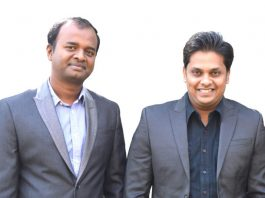Left to Right- Mr. Vikram Kumar, Co-Founder & Director, and Mr. Rohit Prasad, Co- Founder & Director, SRV Media and EaseBuzz Pvt. Ltd.