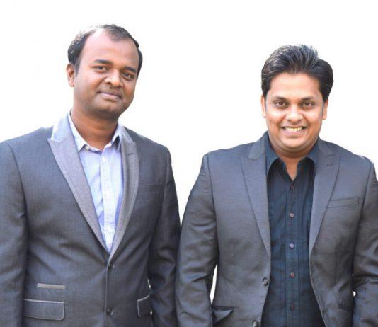 Left to Right- Mr. Vikram Kumar, Co-Founder & Director, and Mr. Rohit Prasad, Co- Founder & Director, SRV Media and EaseBuzz Pvt. Ltd.