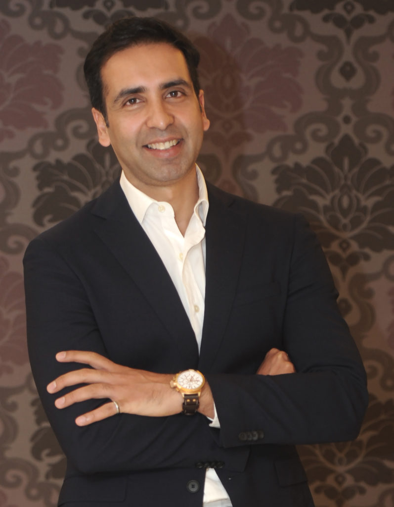 Mr. Vikram Kumar, Founder, Letstrack