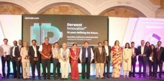 Award Winners at 2018 India Innovation Conference and Awards