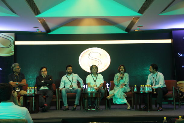 Panel Discussion- Breaking Myths about Fund Raising led by Vikram Mathur