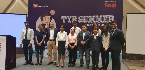 TiE -TYE Business Plan Competition 2018