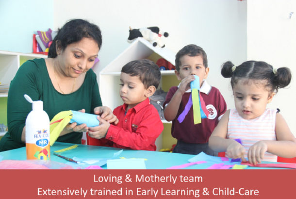 world-class high quality early-learning and child-care centres