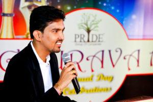 Sudendu Shah - Pride Group of Companies
