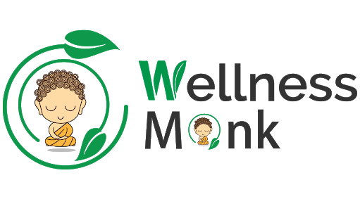Wellness Monk Logo